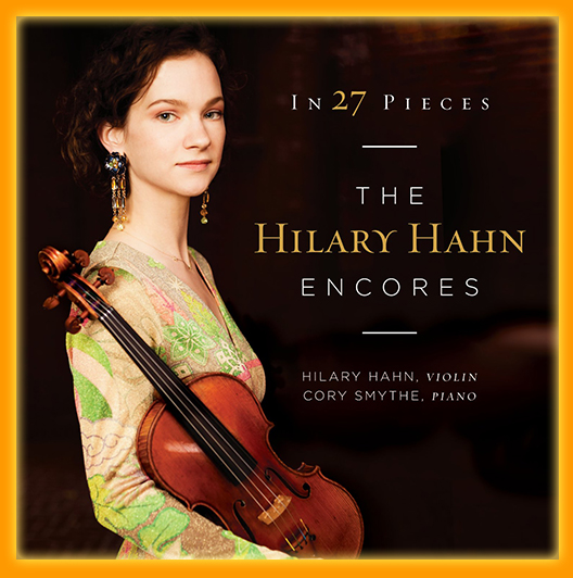 TWO PIECES FOR HILARY HAHN